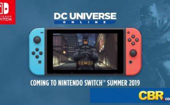 dc 348x215 - DC Universe Online llega a Nintendo Switch este verano