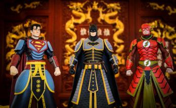 imperial palace dc collectible figures 348x215 - Pop Life Global anuncia coleccionables de DC inspirados en guerreros imperiales