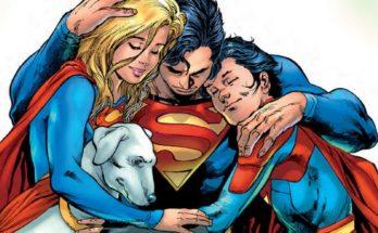 Familia Superman 348x215 - Los diez miembros más poderosos de la familia Superman