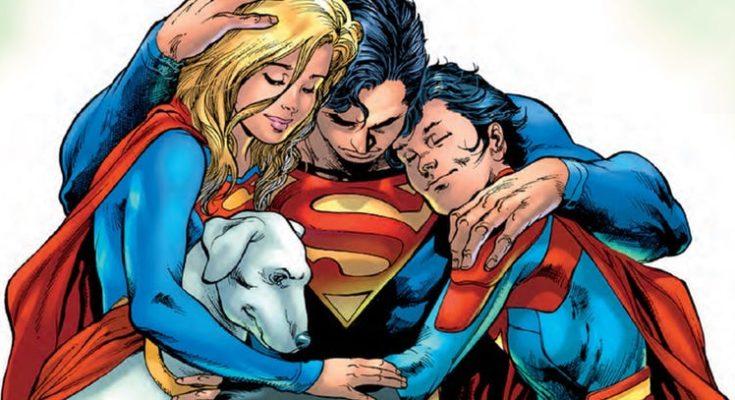 Familia Superman 735x400 - Los diez miembros más poderosos de la familia Superman