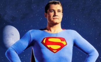 "George Reeves Superman xlarge trans NvBQzQNjv4BqRp36Ti1MFCYr8PMuS2fHb17hoDUspm84EYl8tHPMRlk 348x215 - Raro póster de 1954 ""Superman vuela de nuevo"" disponible en subasta"
