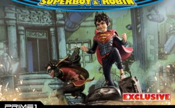 Prime 1 Studio Superboy and Robin 02 348x215 - Prime 1 Studio anuncia las figuras de Superboy & Robin