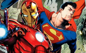 Superman y Ironman 348x215 - Iron Man confirma que Superman existe en el universo de Marvel