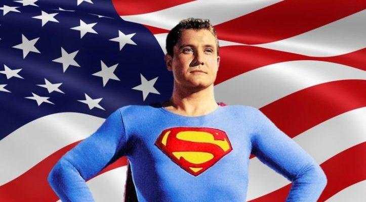 """american superman 777x437 1 723x400 - """"El estilo de vida americano"""" no fue originalmente parte de la interminable batalla de Superman"""