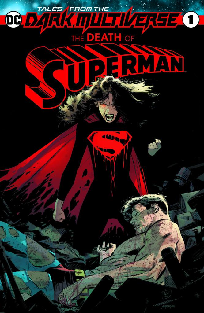 TALES DARK MULTIVERSE DEATH SM 666x1024 - Reseña de Tales from the Dark Multiverse: The Death of Superman #1