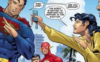 marvel and dc superhero politics cover 1177591 348x215 - DC y Marvel se vuelven políticos