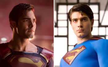tyler hoechlin brandon routh superman 348x215 - Brandon Routh volverá a ser Superman
