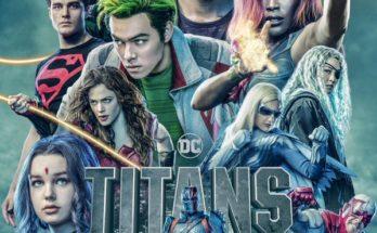 "ECbOfzEWkAEwUua 348x215 - Tráiler final de la segunda temporada de ""Titans"" con Superboy y Krypto"