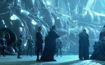 """Krypton El Hombre de Acero 348x215 - Un actor de """"El Hombre de Acero"""" insinúa que hay más escenas de Kripton sin estrenar"""