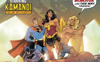 Justice League 032 000 348x215 - Reseña de Justice League Vol. 4 #32