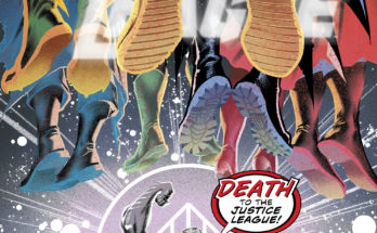 Justice League 033 000 348x215 - Reseña de Justice League Vol. 4 #33