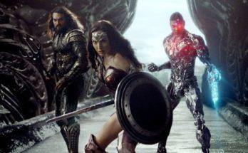 """Justice League Wonder Woman Aquaman Cyborg 600x338 348x215 - Más imágenes inéditas de """"Liga de la Justicia"""""""