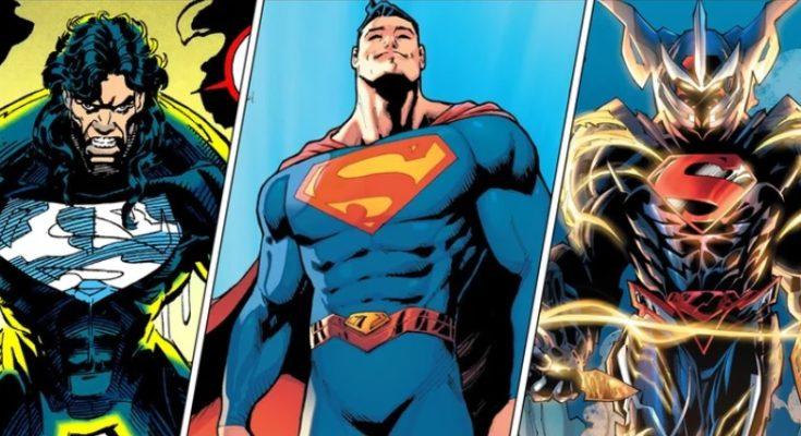 Trajes de Superman 735x400 - Cinco trajes que nos encantan de Superman y cinco que odiamos
