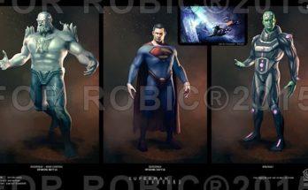 Videojuego Superman 348x215 - Surgen detalles de videojuegos de Superman que nunca se han hecho
