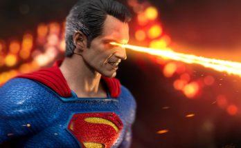 """79872205 10156764929637344 89813800588410880 o 348x215 - Figura de Superman de la """"Liga de la Justicia"""" de Hot Toys"""