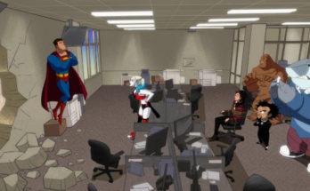 """Finding Mr Right HarleyQuinn 1 348x215 - Superman y Lois Lane en el nuevo episodio de la serie animada """"Harley Quinn"""""""