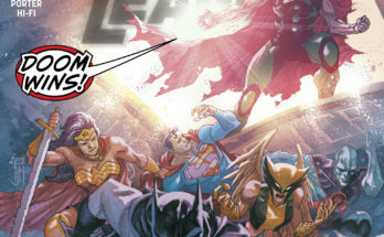 Justice League 034 000 348x215 - Reseña de Justice League Vol. 4 #34
