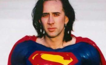 """Nicolas Cage Superman Lives 348x215 - Nicholas Cage fue tanteado para que fuese Superman en """"Crisis en Tierras Infinitas"""""""