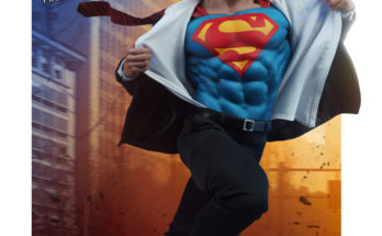 "Superman Call to Action 348x215 - Sideshow Collectibles anuncia la figura ""Superman: Call to Action"""