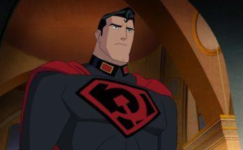 """Superman Red Son 348x215 - Tráiler de """"Superman: Red Son"""""""
