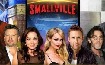 """Convención Smallville 348x215 - Reunión de """"Smallville"""" en la convención Wizard World de St. Louis"""
