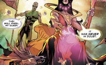 Justice League 037 000 348x215 - Reseña de Justice League Vol. 4 #37