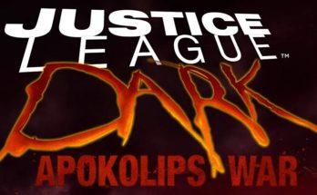 "Justice League Dark Apokolips War 348x215 - Tráiler de ""Justice League Dark: Apokolips War"""