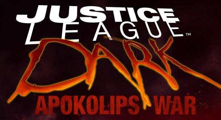 "Justice League Dark Apokolips War 735x400 - Tráiler de ""Justice League Dark: Apokolips War"""