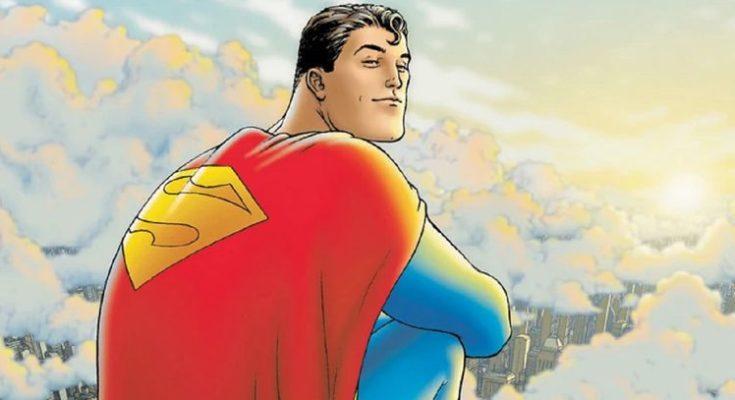 """Superman S capa 735x400 - ¿Cuándo añadió Superman una """"S"""" a su capa?"""