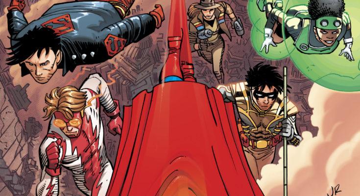 Action Comics 1021 000 735x400 - Reseña de Action Comics #1021