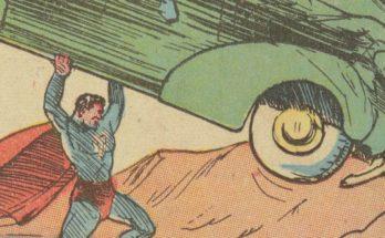 "DC Complete The Ian Levine Collection 348x215 - Subasta para vender tiradas completas de ""Action Comics"" y ""Superman"" de 1935 a 2014"