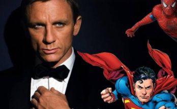 Daniel Craig Superman 348x215 - El protagonista de James Bond, Daniel Craig, quería ser Superman de pequeño