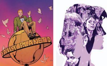 """Jimmy Olsen Lois Lane 348x215 - Los números finales de """"Lois Lane"""" y """"Jimmy Olsen"""" están programados para junio de 2020"""