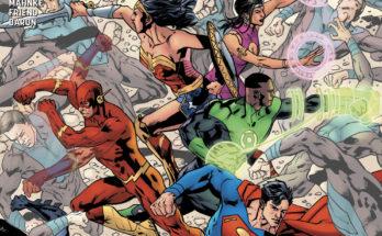 Justice League 040 000 348x215 - Reseña de Justice League Vol. 4 #40