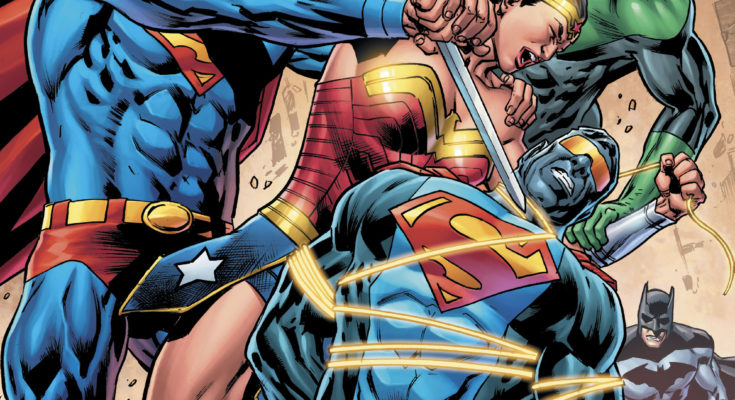 Justice League 043 000 735x400 - Reseña de Justice League Vol. 4 #43