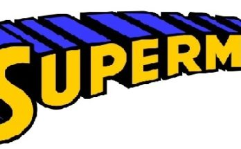 Letras Superman 348x215 - Una encuesta dice que Superman es el superhéroe favorito de Estados Unidos