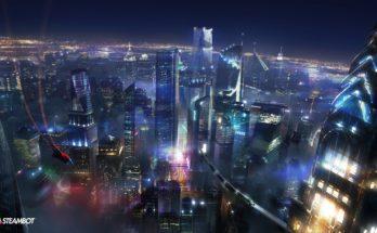 Arte conceptural videojuego Superman 348x215 - Revelado el arte conceptual del juego cancelado de Superman