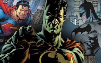Composite Superman 348x215 - Jim Lee dibuja a Composite Superman en su último sketch benéfico