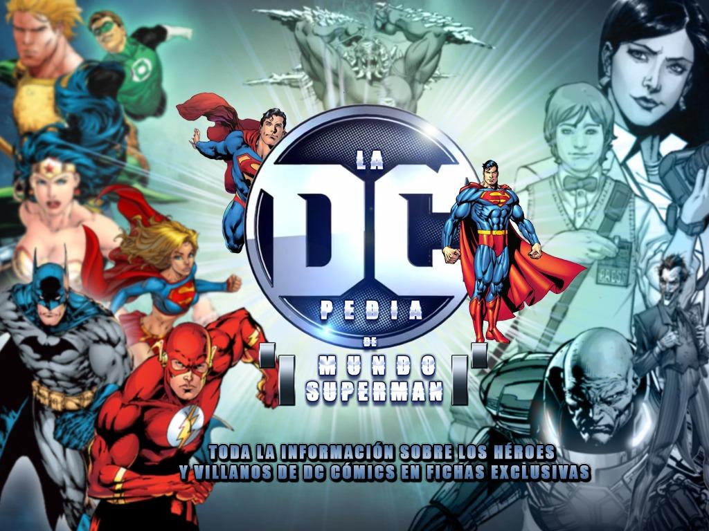 DCpedia de Mundo Superman - DCpedia de Mundo Superman