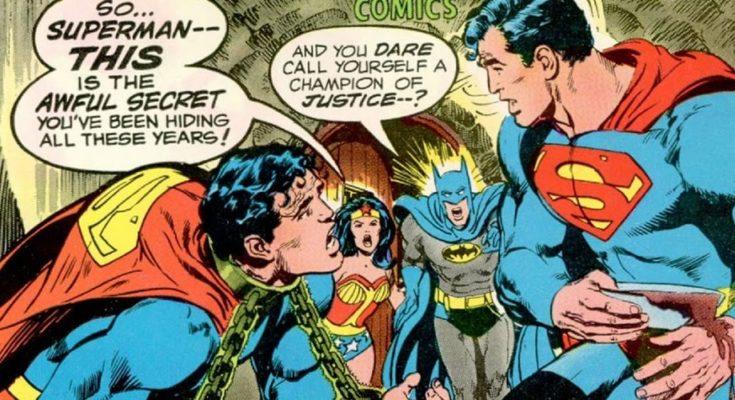 Hermano de Superman jorobado 735x400 - ¿Superman tuvo realmente un hermano gemelo que era jorobado?