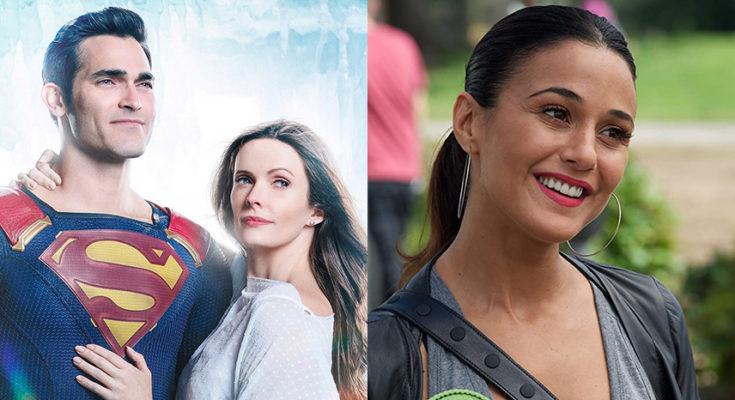Lana Lang Superman & Lois
