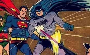 Superman y Batman 348x215 - Batman y Superman empezaron a unirse por primera vez debido a la... ¿Inflación?