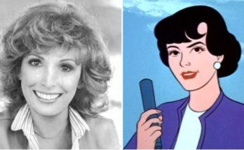 julie bennett lois lane 348x215 - Muere la actriz de voz de Lois Lane, Julie Bennett