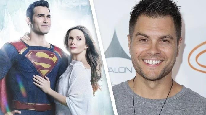 "superman and lois erik valdez 1214653 - Erik Valdez será el marido de Lana Lang en ""Superman & Lois"""