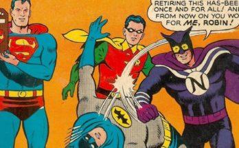 Batman Nightman 348x215 - Cuando Superman le hizo a Batman el regalo de aniversario más retorcido
