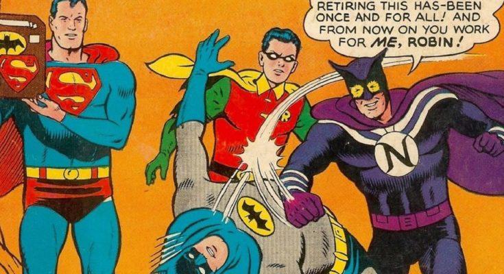 Batman Nightman 735x400 - Cuando Superman le hizo a Batman el regalo de aniversario más retorcido