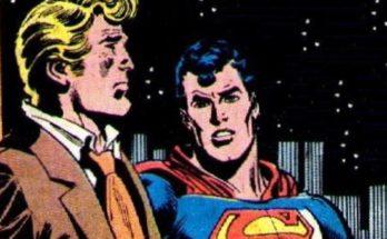 Superman y Pete Ross 348x215 - Cuando Pete Ross descubrió la identidad secreta de Superman