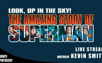 """The Amazing Story of Superman 348x215 - """"The Amazing Story of Superman"""" Documental en directo"""
