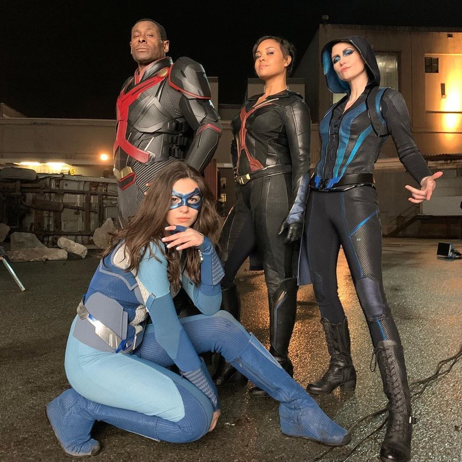 "supergirl03 - Reseña de Supergirl 5x19 ""Immortal Kombat"" (Final de temporada)"
