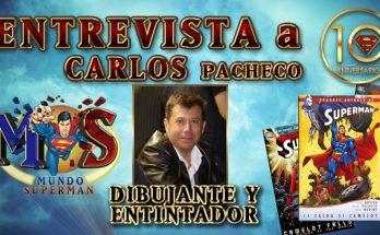 Entrevista a Carlos Pacheco 348x215 - Entrevista con Carlos Pacheco